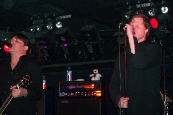 Twilight Singers (+ Mark Lanegan), Warszawa, Proxima, 2 grudnia 2006